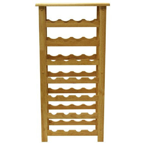 28-Bottle Wine Rack