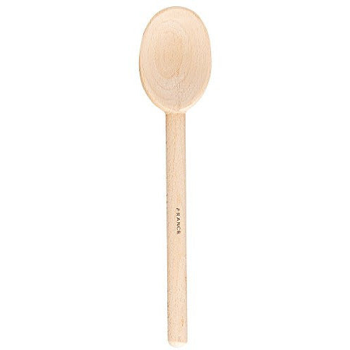 French Beechwood Spoon, 8-Inches