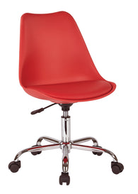 Ave Six EMS26-9-osp Emerson Student Office Chair, Red
