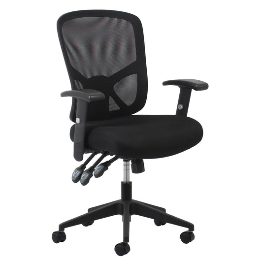 ESSENTIALS HI-BACK MESH CHAIR SWIVEL/TILT CNL