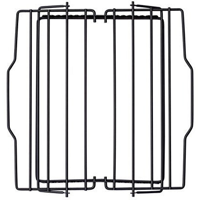HIC Adjustable Wire Roasting Baking Broiling Rack, Nonstick, 10-Inches x 9.25-Inches