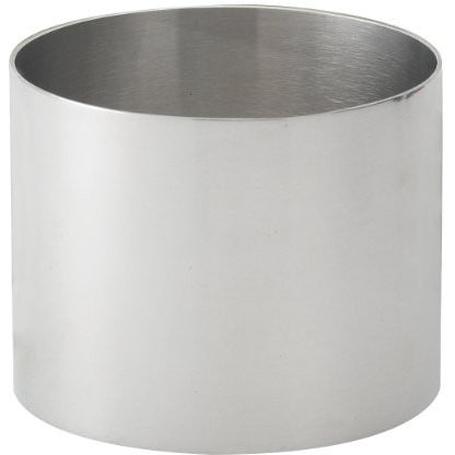 HIC Food Ring Mold, Stainless Steel, 2-3/4 -Inch