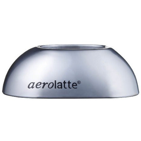 Aerolatte Kitchen Counter Stand for Aerolatte Milk Frothers for Display and Storage, Brushed Satin Finish