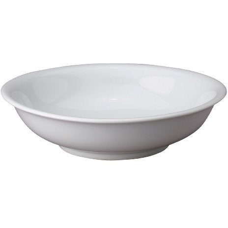 HIC Porcelain Round Vegetable Bowl 9.5-inch