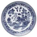 HIC Blue Willow 12-1/4-Inch Buffet Plate