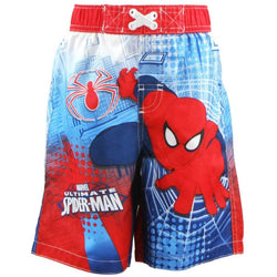 Marvel Toddlers Ultimate Spider Man Swim Trunk