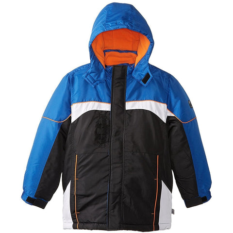 Rothschild Little Boys Hooded Waterproof Warm Winter Snowboard Ski Puffer Jacket