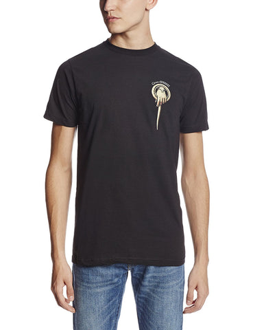 HBO'S Game of Thrones Men's Hand Of The King Pin T-Shirt