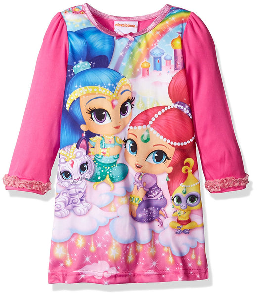 Nickelodeon Toddler Girls' Shimmer and Shine Nightgown