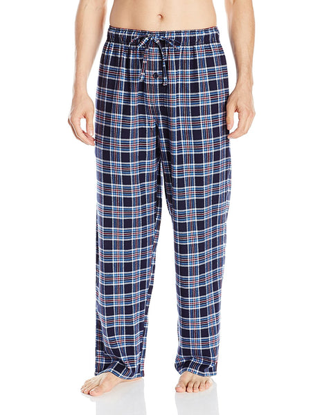 Fruit of the Loom Men's Yarn-Dye Woven Flannel Pajama Pant