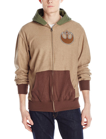 Star Wars Men's Yoda Man Costume Hoodie
