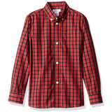 Izod Kids Big Boys' Long Sleeve Woven Shirt