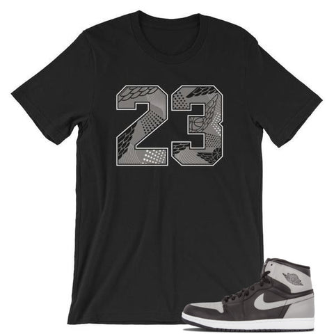 Shadow Jordan 1 Retro Shirt