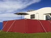 16.5 Metre Windbreak Including 2 Gates