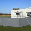 13.5 Metre Windbreak Including 2 Gates