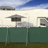 10.5 Metre Windbreak Including 2 Gates