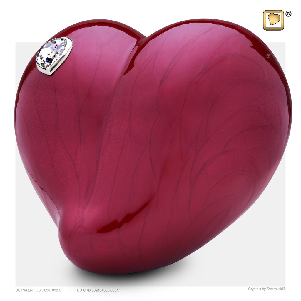 LoveHeart™ Red (Adult) - A1000
