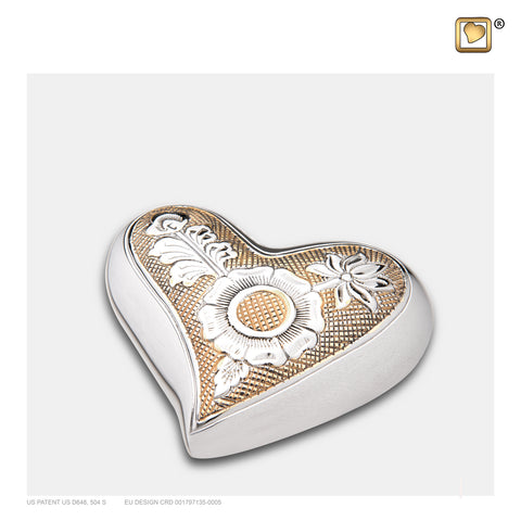 Monarch Jali (Keepsake Heart) - H250