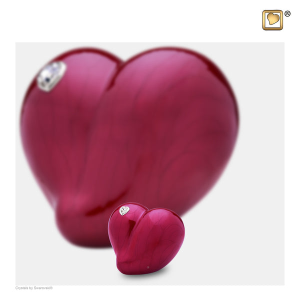 LoveHeart™ Red (Keepsake) - K1000