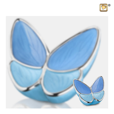 Wings of Hope Blue (Keepsake) - K1041