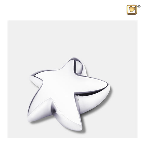 Bright Silver (Keepsake Star) - K621