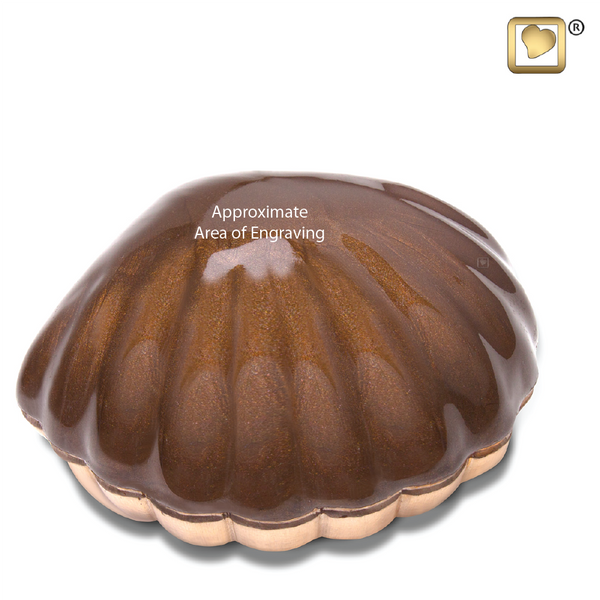 Pearl Bronze (Keepsake Clam) - K640