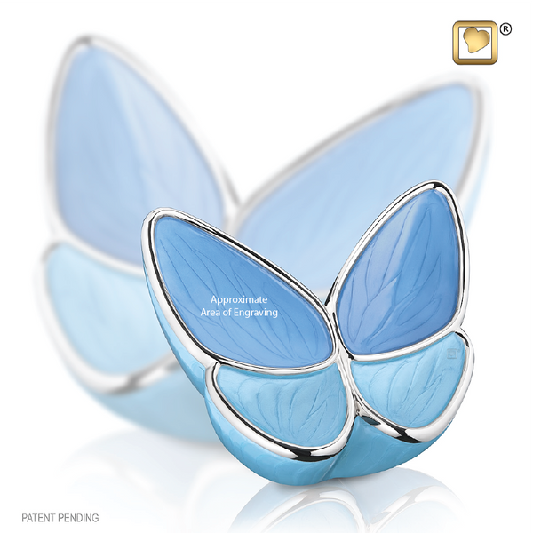 Wings of Hope Blue (Medium) - M1041