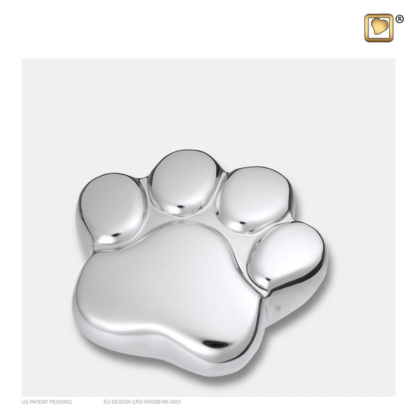 Bright Silver (Keepsake Paw) - P670K