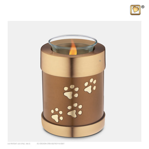 Pet Bronze (Tealight Urn) - T654