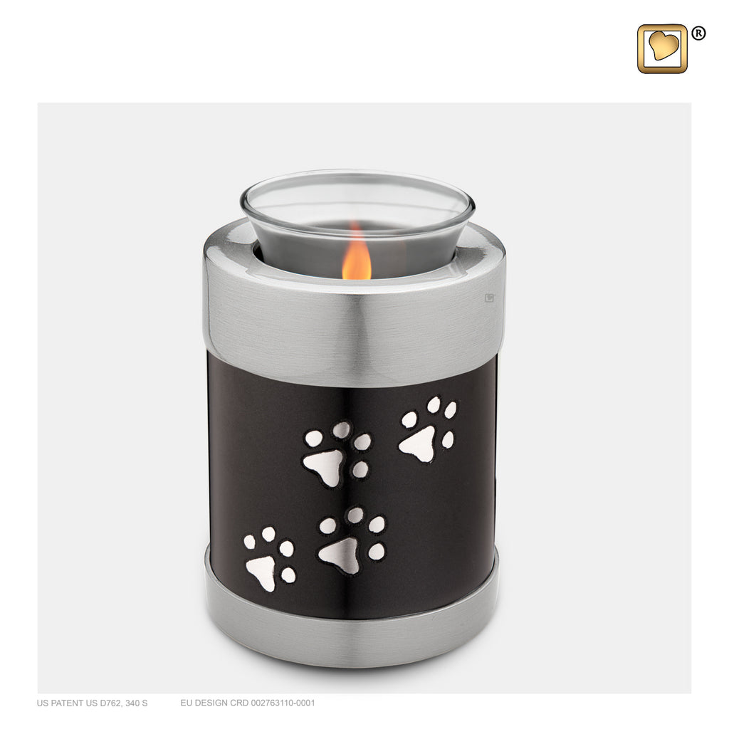 Pet Midnight (Tealight Urn) - T655