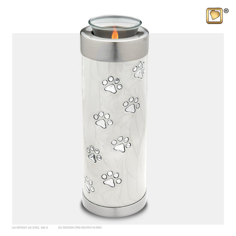 Pet Pearl (Tall Tealight Urn) - T658