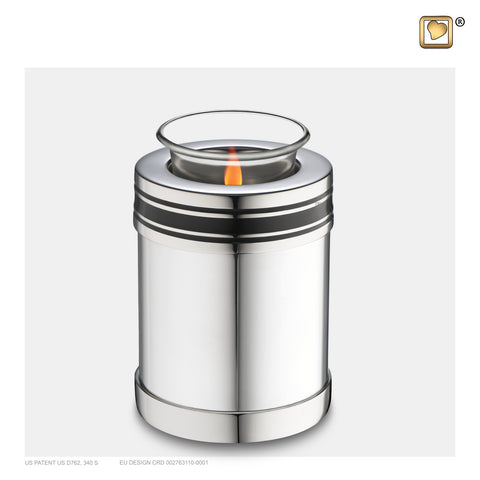 Art Deco (Tealight Urn) - T669*