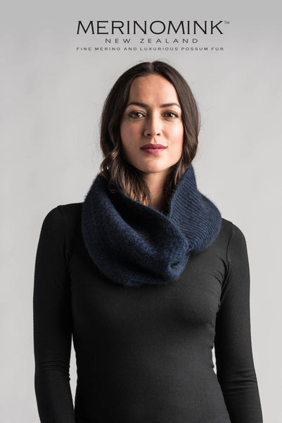 100% New Zealand Made Possum Merino Knitwear, Zephyr