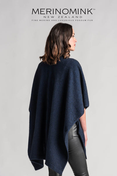 New Zealand Made Possum Merino Knitwear, Zephyr