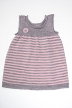 Load image into Gallery viewer, Merino Wool Child's Pinafore