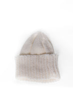 Load image into Gallery viewer, Merino Wool Tudor Baby Beanie