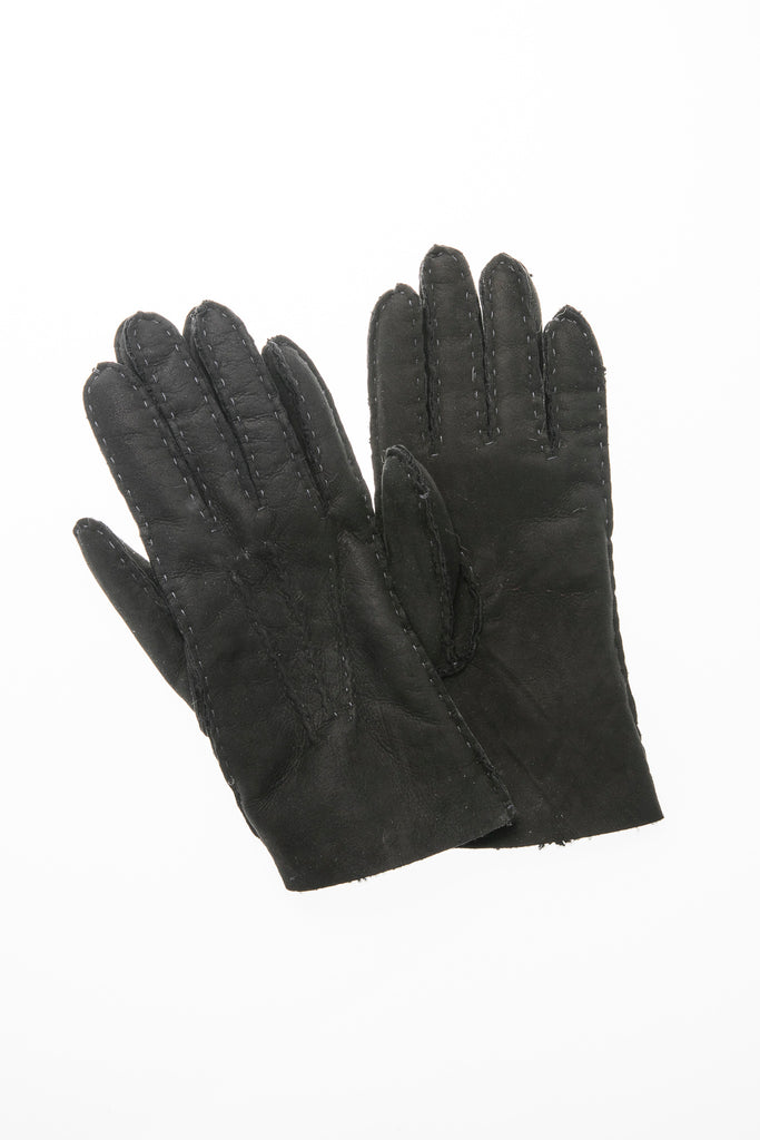 Hand-Stitched Lambswool Glove