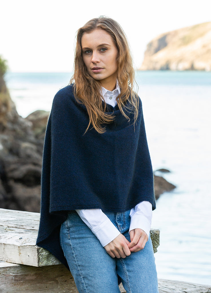 Noble Wilde - North Cape in Merino Wool and Possum Fur