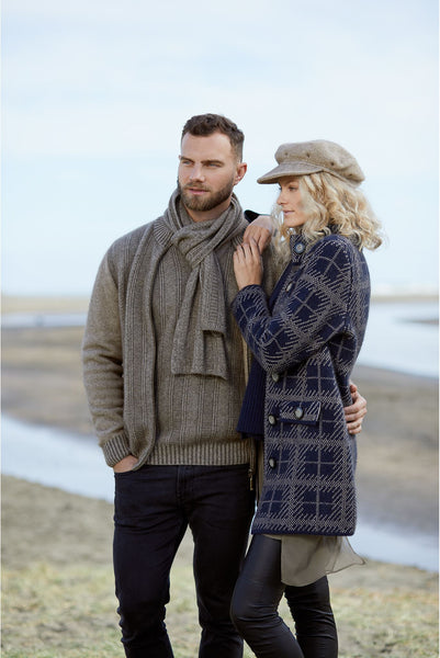 100% New Zealand Made Merino Wool & Possum Fur Knitwear