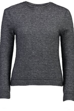 Load image into Gallery viewer, New Zealand made Possum Merino Knitwear in Pewter
