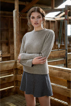 Load image into Gallery viewer, New Zealand made Possum Merino Knitwear in Mocha