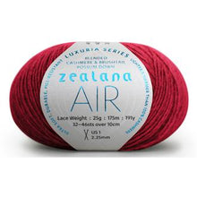 Load image into Gallery viewer, Zealana AIR Tuscan Red