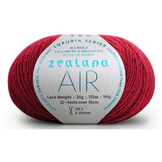 Zealana AIR Tuscan Red