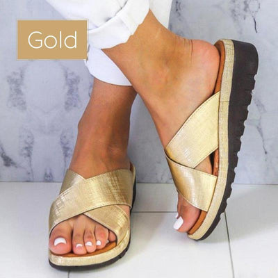 Summer Comfy Plain Casual Sandal