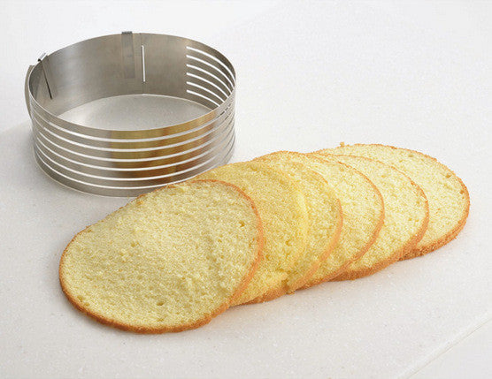 Adjustable Cake Cutter Round Shape Bread Cake