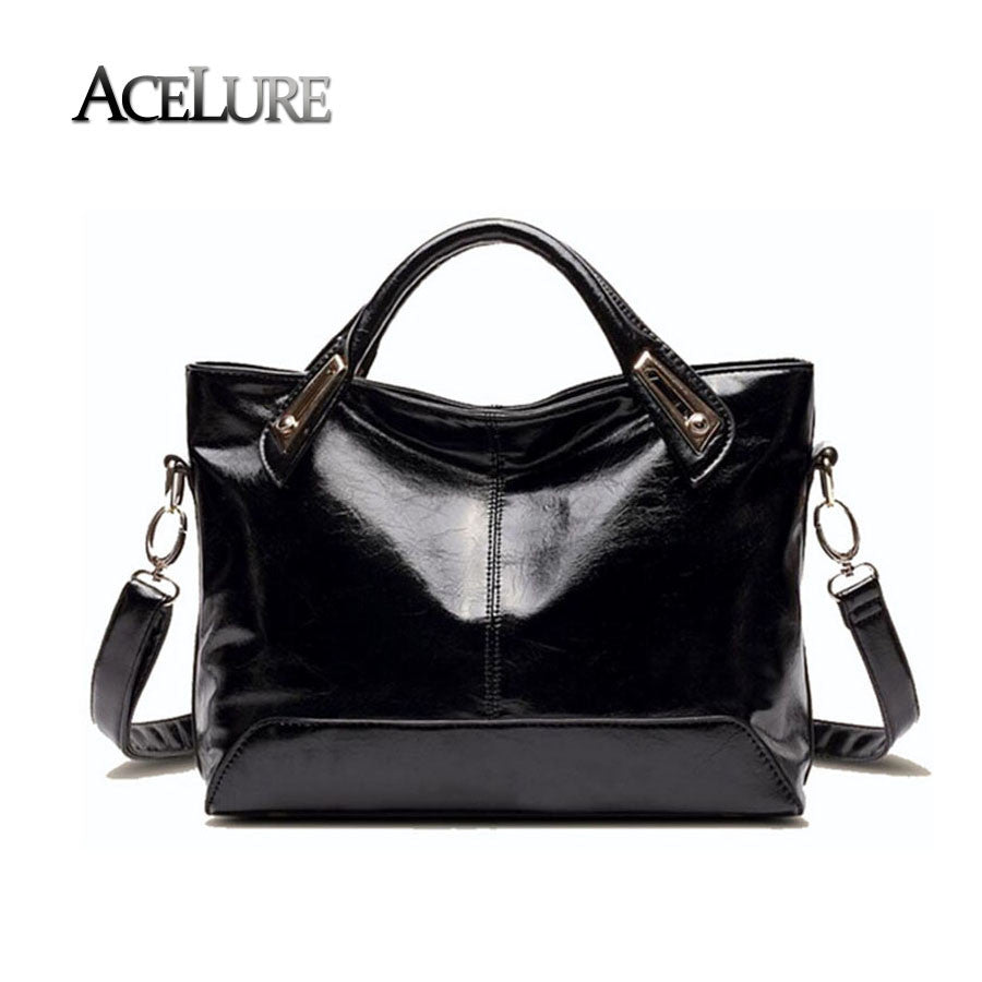 Messenger Bags PU Leather Women's Shoulder Bag