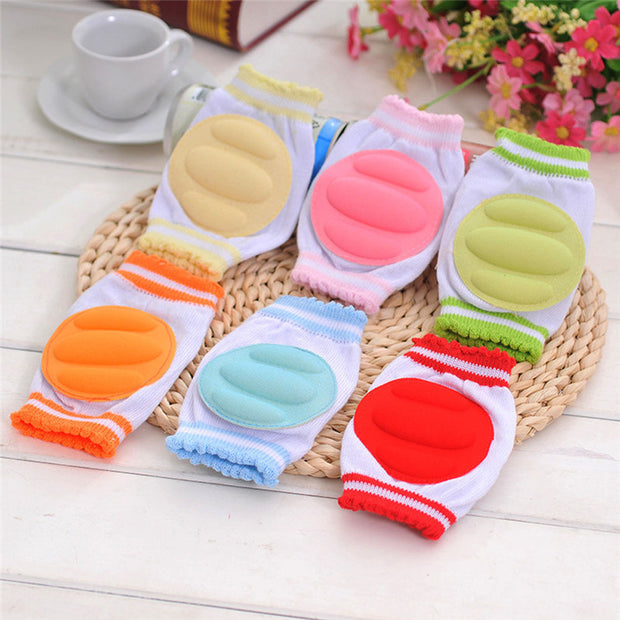Baby Kneepad Cozy Cotton Breathable Sponge
