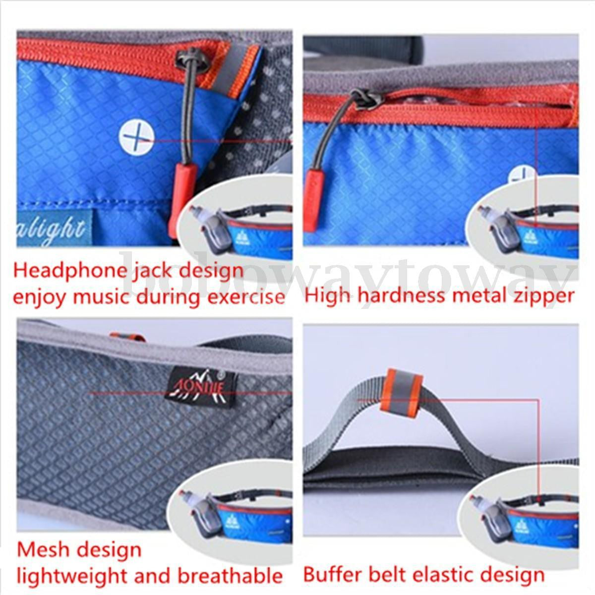 Running Belt Bum Bag Storage