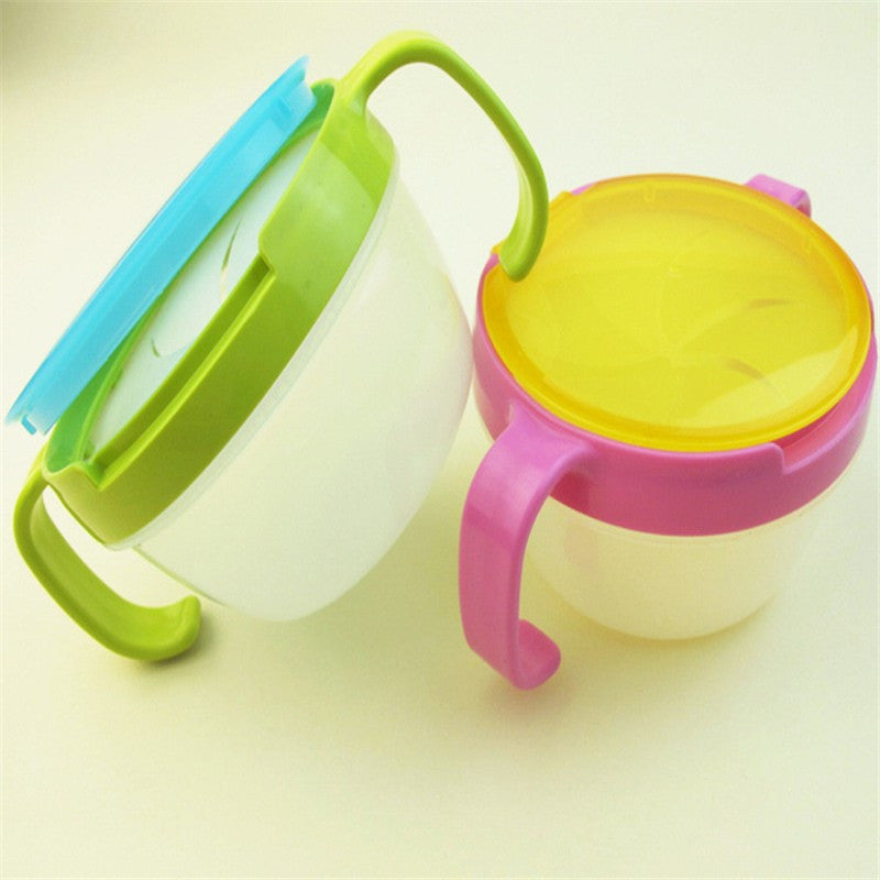 Baby Kids Spill-Proof Bowl Infants