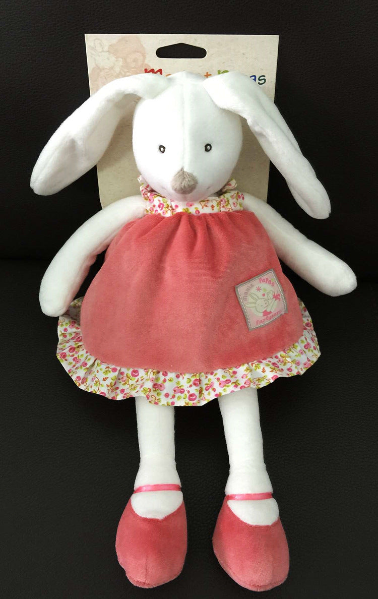 Lovely Rabbit Appease Doll Baby